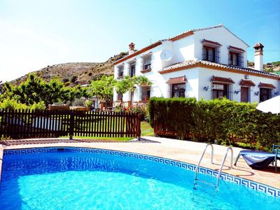 Photo for Casa Almendro, ideal country house for families