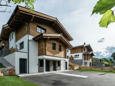 Photo for Luxury chalet in Leogang with a view of the mountains