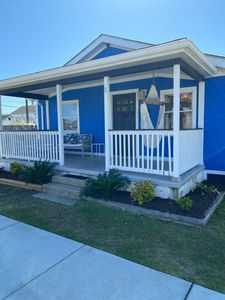 Photo for Luxury Beach Bungalow- Lots of upgrades- Free Wifi- Large yard and deck