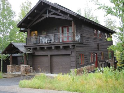 Photo for Ski-in, Ski-Out, Hot Tub, Granite Ridge Home in Teton Village