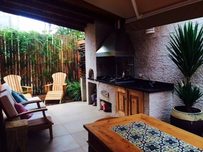 Photo for Charming and Cozy House in condominium Family 3 Bedrooms 400 mts beach