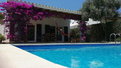 Photo for Villa in Biniancolla with pool, garden and wifi included