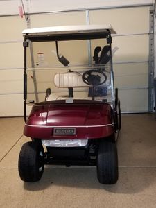 Golf Cart use comes with the rental.  Use it within the community or golf.