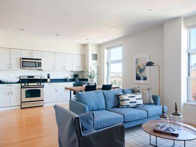 Photo for Desirable 2BR in South End by Sonder