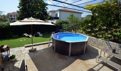 Photo for The sun house with garden and private pool
