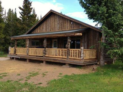 Photo for Bears Den -- Beautiful Mountain Location, Perfect Base For Exploring Yellowstone