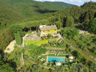 100% PRIVATE - 100% YOURS!  The property is nestled against open space preserve.