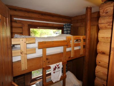 Photo for Vacation home Vorlioch Log Cabin in Crieff - 6 persons, 3 bedrooms