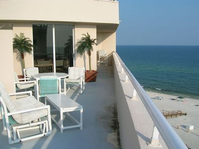Photo for Beautiful Gulf Front Penthouse