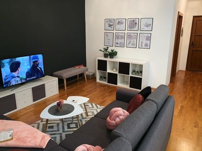 Photo for Ground floor One Bedroom Apartment for max. 4 persons.