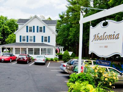 Photo for Center of the Village - Abalonia Inn  Ogunquit, ME B&B  Walk to beach. King Room