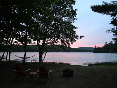 Photo for 2 Lakefront Camps on Beautiful Phillips Lake in Lucerne Village