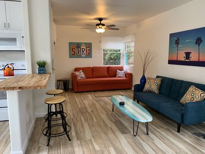 Newly Remodeled Beach Bungalow in La Jolla - with KING bed!