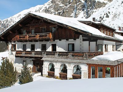 Photo for Apartment Pitztal  in Sankt Leonhard im Pitztal, Pitztal valley - 2 persons, 1 bedroom
