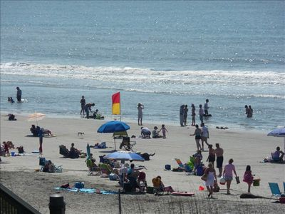 JUST STEPS TO THE BEACH-  SPECIAL SPECIAL RATES - April 22nd - April 28th NOW