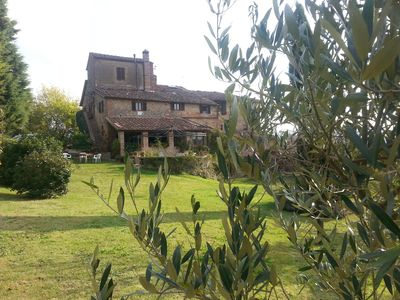 Photo for 1BR Chateau / Country House Vacation Rental in Monteriggioni