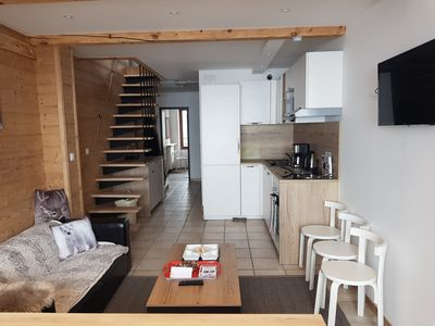Photo for Very spacious and cozy apartment with a beautiful view