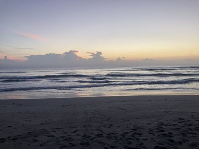 Photo for Direct Ocean Front Within Walking Distance of Vibrant Downtown Cocoa Beach