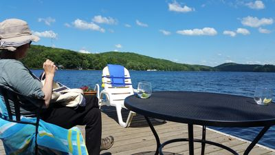 Photo for Lake of Bays, Air Conditioned, Back up Generator, Algonquin Park, Muskoka, Hunts