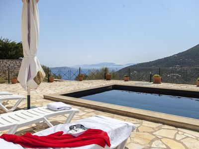 Photo for Villa Emma - Traditional Greek Villa with Panoramatic View