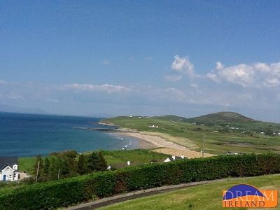 Photo for Large 6 bedroom family home with seaviews and close to beach