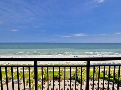 Photo for Gorgeous Oceanfront Resort In the Heart of Myrtle Beach