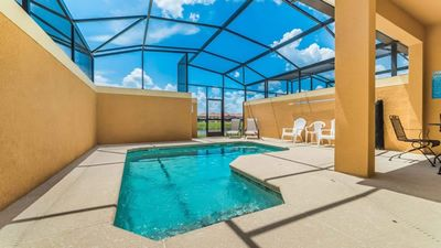 "Photo for ""Imagine Renting this Luxury Home in Orlando – 8867″ - Four Bedroom Villa, Sleeps 8"