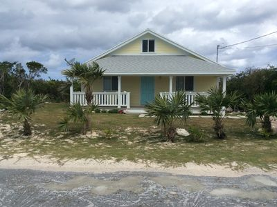 Photo for 2BR Cottage Vacation Rental in Rainbow Bay, Eleuthera