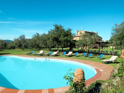 Photo for Apartment Antico Casale Il Piccione  in Sorano (GR), Maremma - 2 persons, 1 bedroom