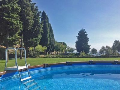 Photo for VILLA CHARLOTTE 9 pax, with Pool, free WiFi, BBQ, near beaches and 5 Terre
