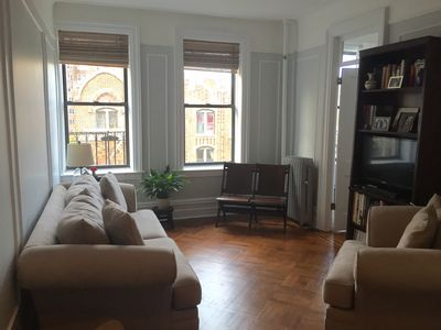 Photo for Beautifully Updated & Clean Large 2 Bedroom Condo Next To Prospect Park