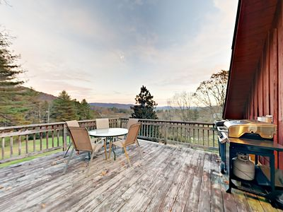 Photo for Gorgeous 4BR/3BA Renovated 1900s Barn, Just Outside Pisgah National Forest