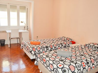 Photo for HOUZE_Apartment with 6 bedrooms, historical and charming area of the city