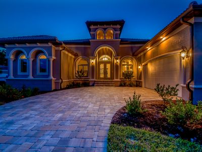 Photo for Brand NEW Vacation home located in the Yacht Club Area- Villa Mayfair - Cape Coral