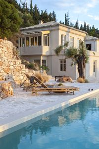 Photo for OCTOBER OFFER:VILLA WITH INFINITY POOL AND SEA VIEW IN PICTURESQUE AGIOS NIKITAS