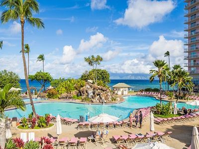Photo for Gorgeous Ka'anapali Beach Club, One bedroom villa. Save thousands!