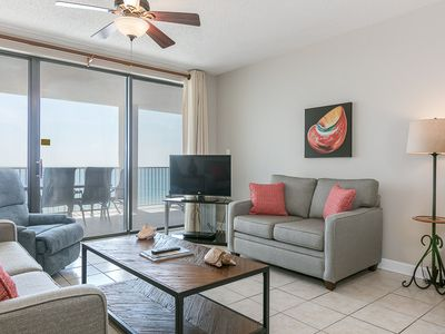 Photo for HAVE A BALL with Kaiser in Bluewater #1503: 3 BR/2 BA Condo in Orange Beach Sleeps 8