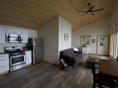 Photo for Eagles Nest Cabin in Remote Halibut Cove, Alaska