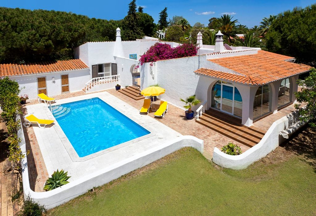 Casa Margarida Luxurious Villa In A Big Garden With Ocean View And