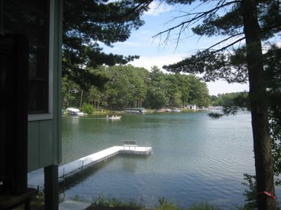 Photo for Lake Front Home on the Chain O' Lakes