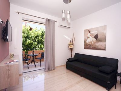 Photo for Sunset Apartment Superior 50meters from the beach-Newly refurbished apartment
