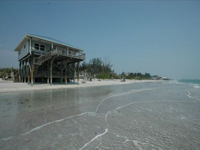 Photo for Beach Front-Little Gasparilla- WEEKLY,INTERNET,GOLF CART, ,