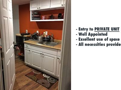 Photo for Studio Vacation Rental in SF, California