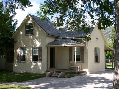 Photo for 2BR House Vacation Rental in Wellsville, Utah