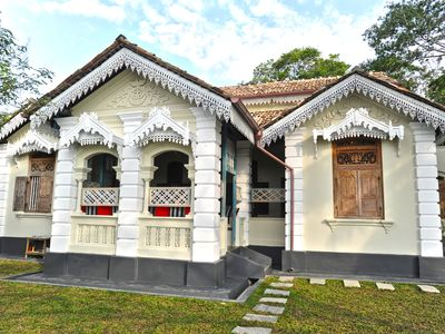 Photo for VILLA WELI....COLONIAL STYLE VILLA IN SOUTHERN SRI LANKA