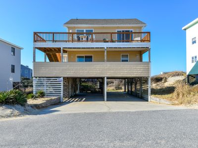 Photo for Sunny Delight | Semi-Oceanfront | South Nags Head | Sleeps 12