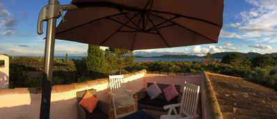 Photo for GREAT AND BEAUTIFUL VILLA - NEAR PORTO VECCHIO - PRIVATE DOMAINE OF CALA ROSSA