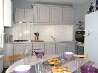 Photo for Apartment in the center of Deauville with Internet, Terrace, Washing machine (108565)