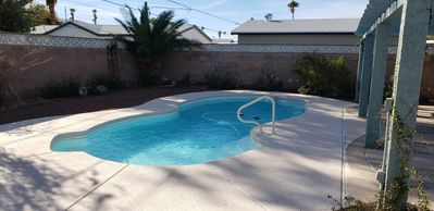 Photo for 3br/2ba/pool/luxury/comfort/bbq/tv