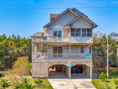 Photo for Hatteras High - Four Bedroom House, Sleeps 8
